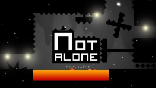 スマホゲームアプリ「NOT ALONE」の配信開始のお知らせ