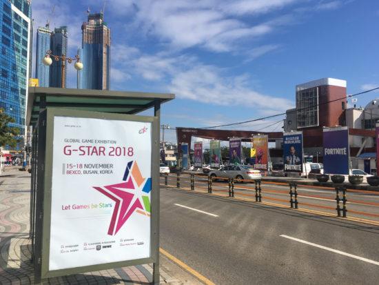G-starに参加します!各国のゲームショウを見てきて思うこと